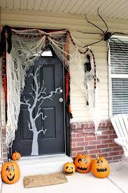 halloween front door decorationsHalloween Front Door Decor Inside halloween decorations zombie