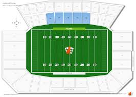 Yulman Stadium Terrace Football Seating Rateyourseats Com