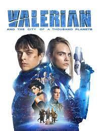 Wer streamt Valerian - Die Stadt der tausend Planeten?