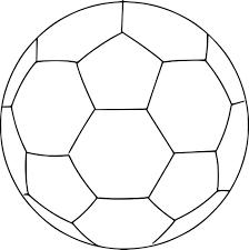Coloriage Ballon Handball Imprimer Sur Coloriage Com