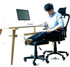 leg rest under desk adjule footstools footrest ergonomic support foot stool pad train travel flights soft footsto
