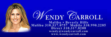 Malibu real estate, Beverly Hills and Los Angeles real estate - Wendy  Carroll