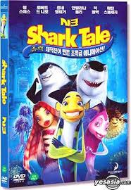 Yesasia Shark Tale Korean Version Dvd Animation Robert