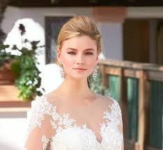 eliana freshwater pearl chandelier bridal earring