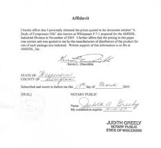 Free Affidavit Form Download Classy Free Download Sample California Sworn Affidavit Form Template