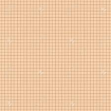 Vector Geometric Grid Pattern Seamless Similar To Graph Paper
