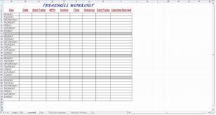 Blank Workout Chart Best Of Training Calendar Template Excel
