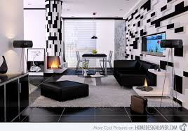 Striped Bedroom Curtains Black And White Striped Curtains Living Room