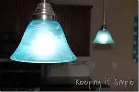 turquoise pendant lighting. Turquoise-pendant-light-how-to-dye-a-light- Turquoise Pendant Lighting I