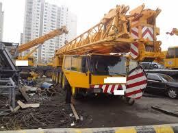 Liebherr 220 Ton At Crane Cranekorea