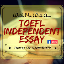 the jungle teacher watch me write a toefl independent essay live  interested in getting 30 30 in toefl writing i ll show you how i did it i ll do different questions every week live note do take into account the