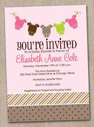 Baby Girl Shower Invitation Wording  MarialonghiComWhat Does Rsvp Mean On Baby Shower Invitations