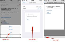 Ios Easily Print To Pdf Emails In Apple Mail The Mac Observer