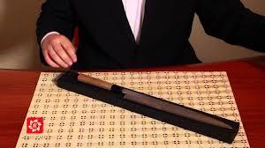 Обзор кухонного <b>ножа</b> Янагиба 33 см Hattori HT-330CX* (Ичиро ...