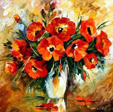 amazing beautiful flower paintings