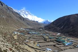 Image result for dingboche