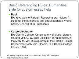 myessayhelp co uk chicago referencing style chicago referencing style two systems for writing essays and assignments<br > 4