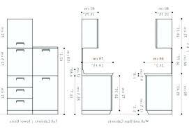 Kitchen Cabinet Dimensions Chart Standard Kitchen Cabinet Sizes Coffwhee Co