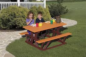 Amish Made Kids Outdoor Furniture from DutchCrafters Amish Furniture