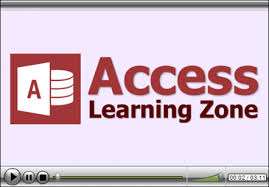 Microsoft Access Expert Level 31 Tutorial Charts Graphs