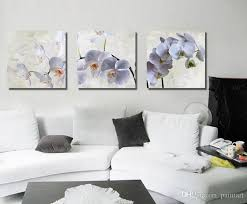 2018 giclee print canvas wall art erfly orchid flower contemporary fl picture home decor set30408 from paintart 16 09 dhgate com