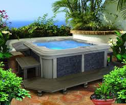 Hot Tub Backyard Ideas Plans Awesome Decorating Ideas
