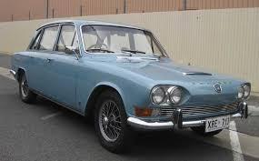 1963 78 triumph 2000 2500 a true vanguard better than standard