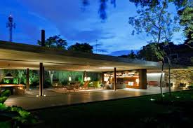 Tropical Modern Architecture Extremely Creative V4 House Modern.
