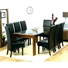 black dining table and chairs country dining table set black country table set country dining room table dining room dark dining table white chairs