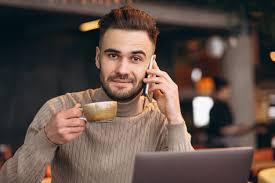 Resultado de imagem para cafe homem bonito