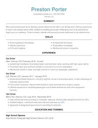 sample resumes for it jobs 2019s best resume templates by category resume now