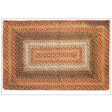 designer braided rugs