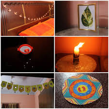 diy room decor for diwali youtube