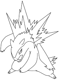 Pokemon Coloring Pages Ash And Pikachu
