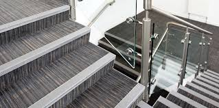 office stairs. commercial office stairs s