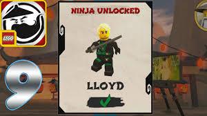 LEGO Ninjago WU CRU - LLOYD UNLOCKED - Gameplay Walkthrough Part 9 (ios,  Android) - YouTube