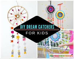 History Of Dream Catchers For Kids 100 Colorful DIY Dream Catchers For Kids AllFreeKidsCrafts 40