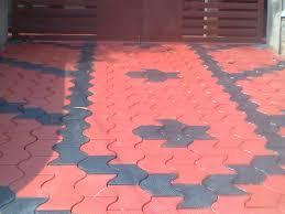 exterior tile interlock