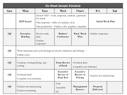 sample meeting schedule sample schedules meeting schedule