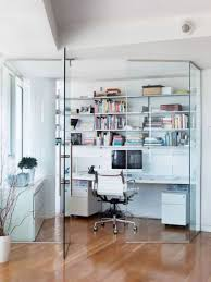 glass door for office. Retrieve Small Home Office Design With Glass Door Picture For