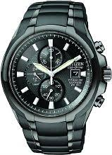 "citizen watches men s ladies eco drive watch shop comâ""¢ mens citizen chronograph eco drive watch ca0265 59e"