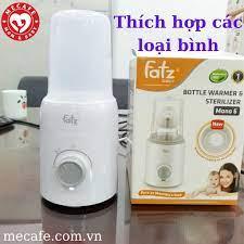 Máy Hâm Sữa Và Tiệt Trùng Fatz Baby Mono 6 FB3001TN - CHÍNH HÃNG - Máy tiệt  trùng, hâm sữa