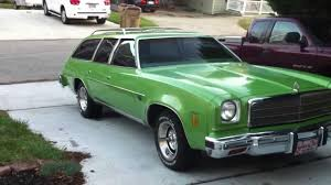 1974 Chevy Chevelle Malibu Classic Station Wagon - YouTube