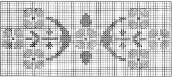Embroidery Chart Embroidered Afghan Pattern Crochet Patterns