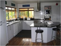 kitchens with white cabinets and black appliances. White Kitchen Cabinets Black Appliances » Unique With And Crafters Kitchens