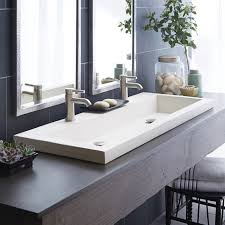 allen roth bathroom vanity white acrylic bathtub iron faucet screen iron roll shower rustic wood bathroom rack wall mount storage shelves home improvement