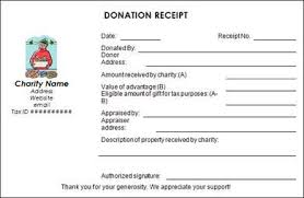 Donation Invoice Template Magdalene Project Org