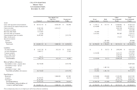 The Basic Financial Statements Strategy For Public Managers ...