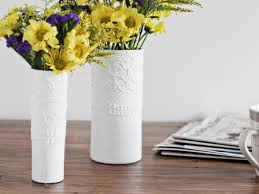 How to Make a Modern Textured Vase