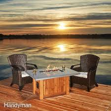 a fire table is a beautiful addition to your outdoor living space and an invitation to gather around it s also a stylish centerpiece that gives you a great